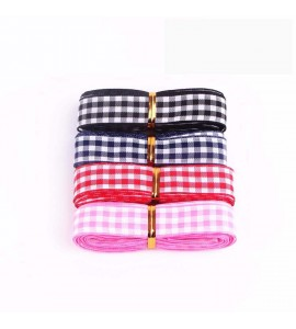 Nylon Gingham Ribbon Assortment