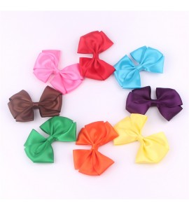 Satin Hair Bow FJ01608