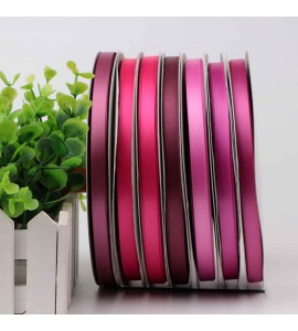 Solid Single Face Satin Ribbon 174-185