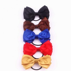 Polyester Satin Ribbon Bow FQ01205