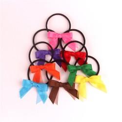 Satin Organza Ribbon Bow FQ02408